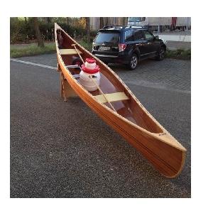 Holzboot - neu