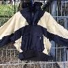 Paddeljacke YAK beige/blau, Größe Small, Woman, 4x getragen