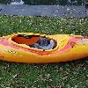 Wildwasserboot Dagger Mamba 8.1