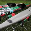 Nelo Quattro Größe L Marathon WM Boot von 2014 Oklahoma Neuwertig Super Zustand