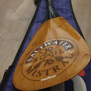 Mistral Bamboo Neu inkl. Tasche